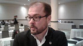 El experto español Antonio Lucas  trató el tema en el Taller de Intercambio de Experiencias en Movilidad y Seguridad Vial.