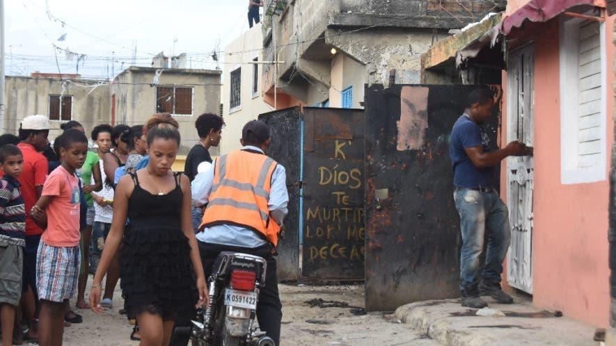 El hecho ha causado conmoción entre los residentes del lugar. Foto: Alberto Calvo.