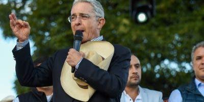 Álvaro Uribe. AFP/Archivo