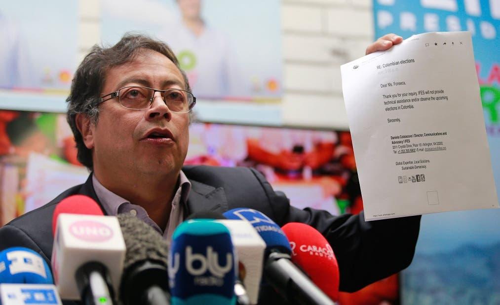 Petro, el exguerrillero y exalcalde con el que sueña la izquierda colombiana