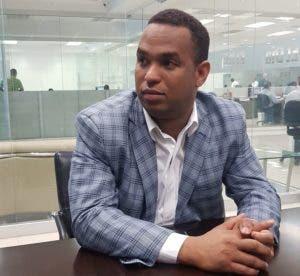Lenín Pacheco, asesor del CNCP.