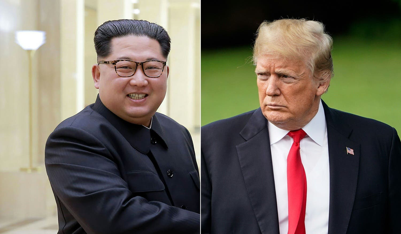 Trump sigue coqueteando con reunirse con Kim Jong-Un