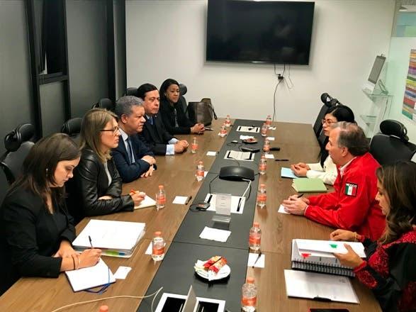 Leonel Fernández encabeza visita preliminar de Misión de Observación Electoral de la OEA en México