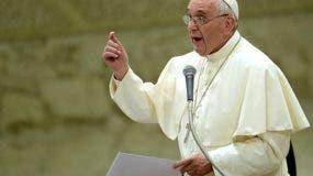 """""""La comunidad internacional y el sistema multilateral en su conjunto, están atravesando momentos de dificultad, con el resurgir de tendencias nacionalistas que minan la vocación de las organizaciones internacionales de ser un espacio de diálogo y encuentro para todos los países"""", afirmó el papa."""