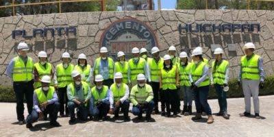Participantes en la visita multipaís a México.