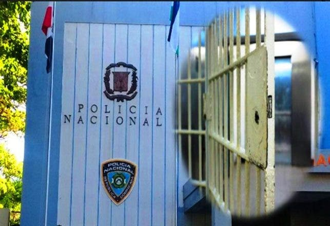se-escapa-preso-de-la-sede-policial-en-puerto-plata