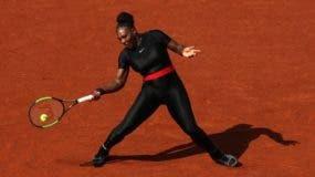 Serena dijo sentirse como una guerrera y una superheroína con su traje especial, pero también reveló la causa muy seria por la que usa el llamativo atuendo.