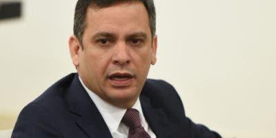 Luis Henry Molina, presidente de Indotel.  archivo
