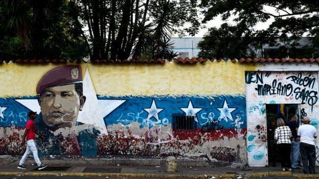 La participación electoral (46%) de este domingo fue la más baja en la historia reciente de Venezuela.