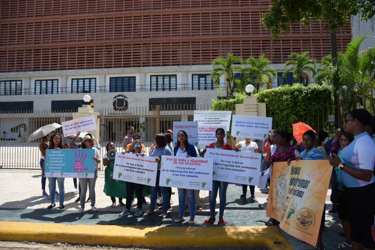 """Entiende que es importante que toda la población """"apoye esta lucha que busca reducir las muertes"""". Foto: Degnis De León."""