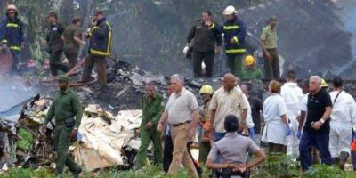 Hacía menos de un mes que Cubana de Aviación había empezado a arrendar el avión de Damojh.