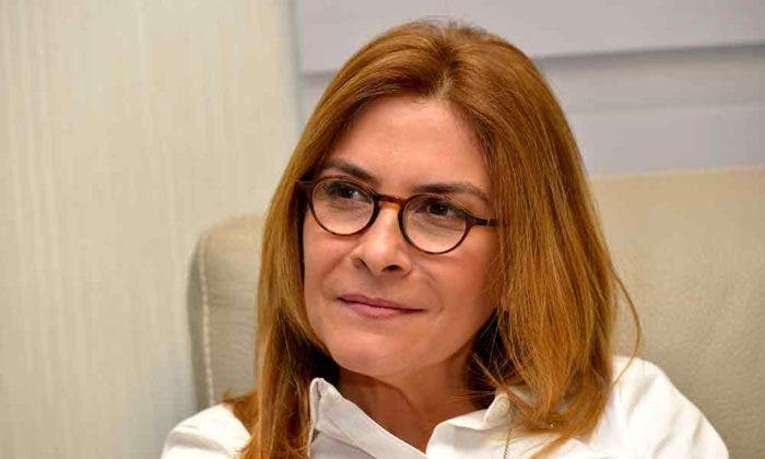 Carolina Mejía.