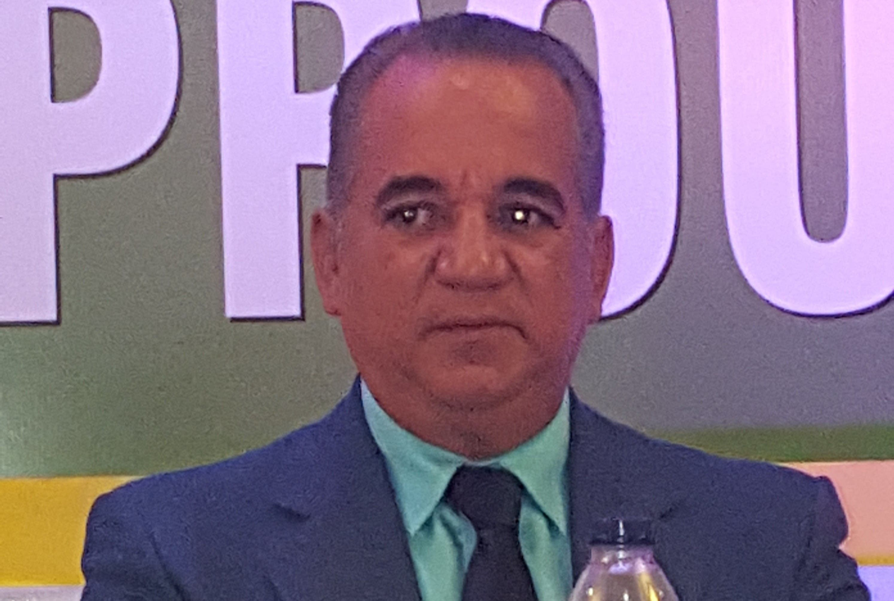Pablo Rodríguez Minier, presidente de Cooeprouasd.