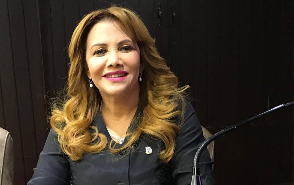 Adelys Olivares, diputada.