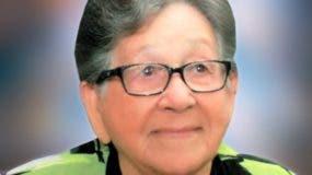 Mercedes Portuondo viuda Romero falleció en su residencia.