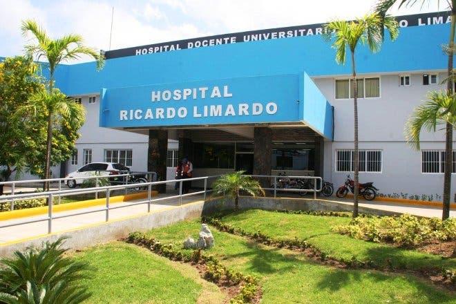 El hospital Ricardo Limardo fue reinaugurado hace 20 días.