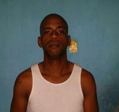 El hombre fue identificado como Ricardo Alberto Cabrera Serrano