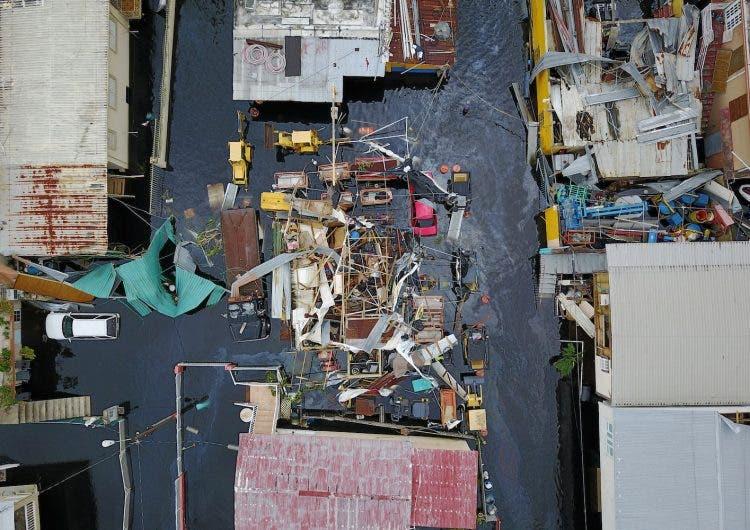 Al menos 4,645 muertos tras huracán María en Puerto Rico, según estudio de Harvard