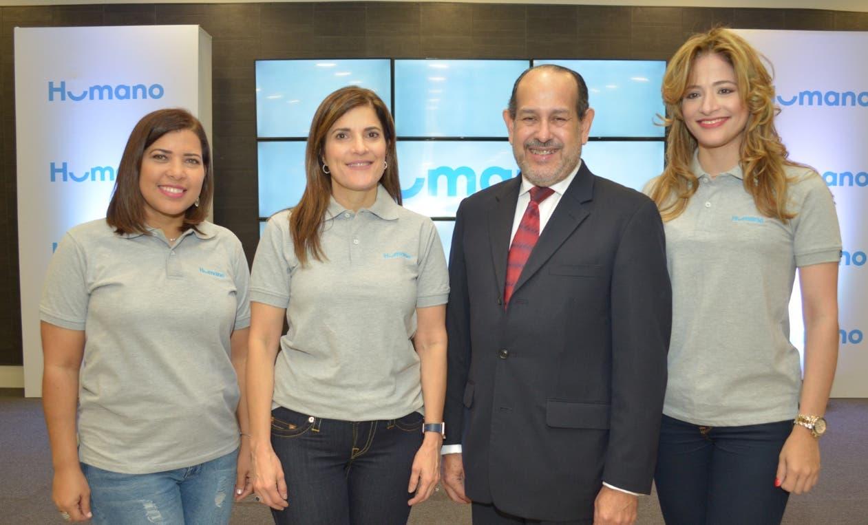 Cynthia Modesto, Diomares Musa, Salvador Espinal y Miriam Brito.