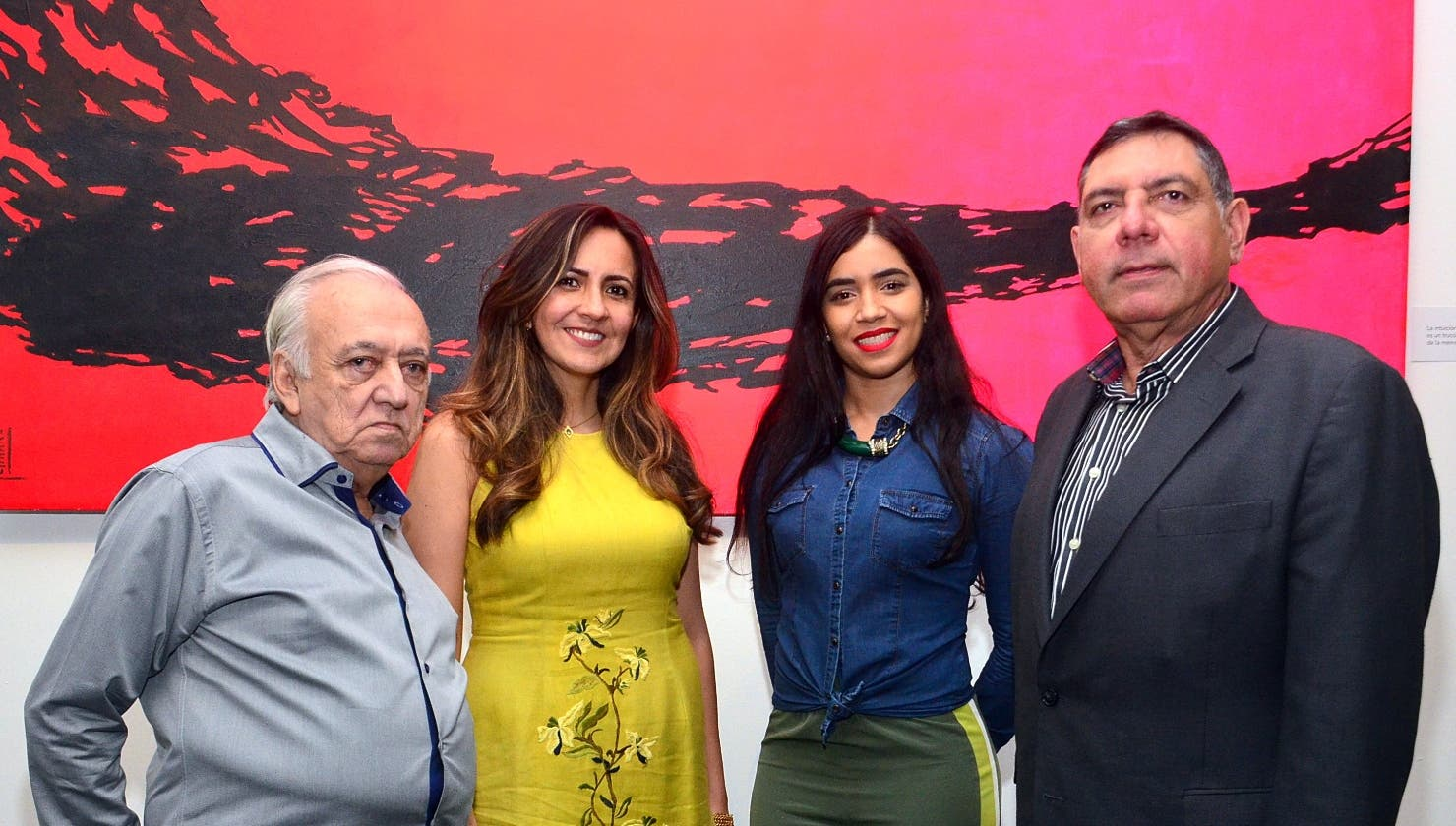 District & Co., inaugura exposición artista Jennaro González Pacheco