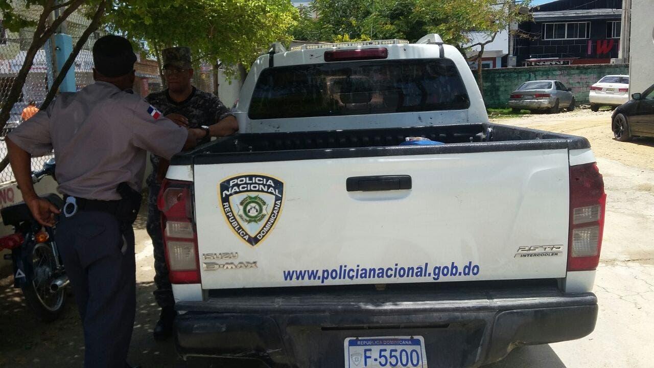 El caso fue investigado mediante una labor de inteligencia ordenada por el comandante de dicha dotación, coronel Ronard Feliz Batista. Foto: Joan Vargas