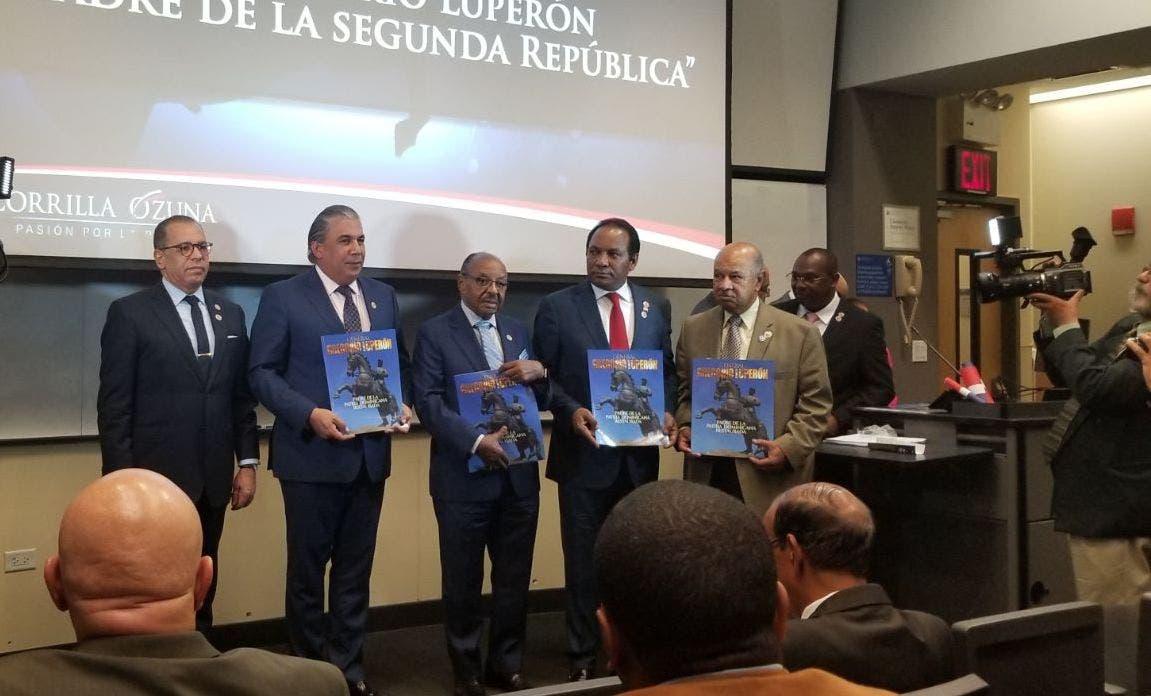 Piden a dominicanos en NY sumarse solicitud de proclamar a Luperón «Padre de la Segunda República»