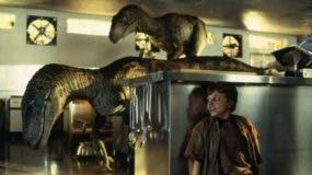 """El filme """"Parque Jurásico"""" se estrenó en Estados Unidos en junio de 1993."""