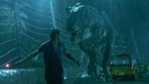 """""""Supongo que el nombre Parque Cretácico no habría tenido el mismo impacto que Parque Jurásico"""", señaló Brusatte."""