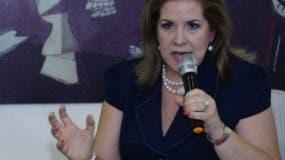 Mónica Ramírez , directora  de Vivienda y Asentamientos Urbanos de Hábitat para Latinoamérica y el Caribe.  Elieser Tapia