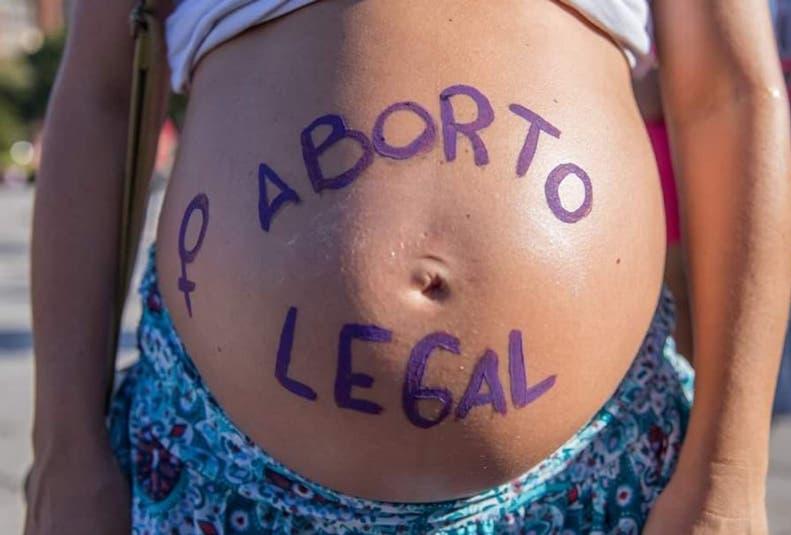 Hay un debate a favor y en contra del aborto. archivo