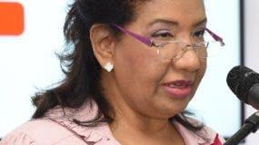 Magistrada Leyda Margarita Piña Medrano.