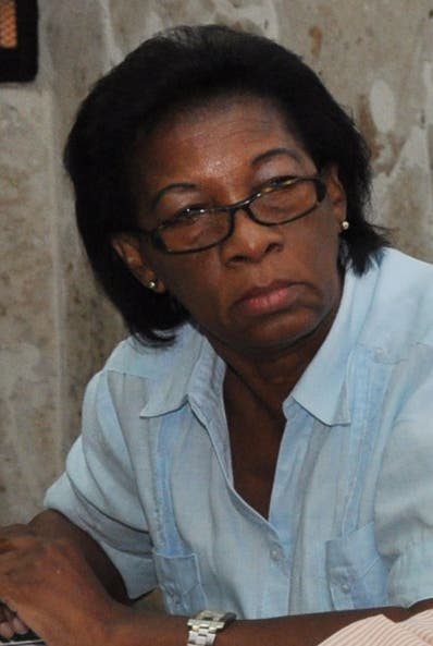 Francisca Jiménez, vicepresidenta de Conate.  AGENCIA FOTO