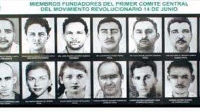Las expediciones del 14 y el 19 de 1959 estaban formadas por jóvenes de diferentes esferas sociales y de variadas ideologías.