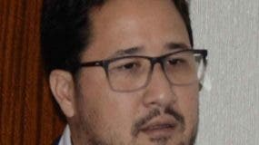 Claudio Núñez, gerente en el país de Fortinet.  JOSÉ DE LEÓN
