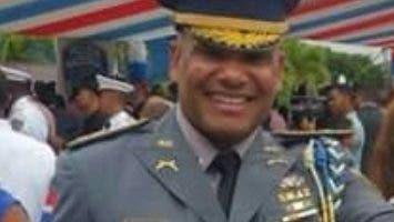 Francisco Radhamés Vargas, coronel PN.
