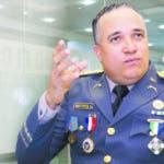 El general Bautista Almonte se declaró un ferviente promotor de la formación de los miembros de la Policía Nacional.  josé de león.