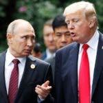 La cumbre con Vladimir Putin se hará por iniciativa del presidente Donald Trump.  AP