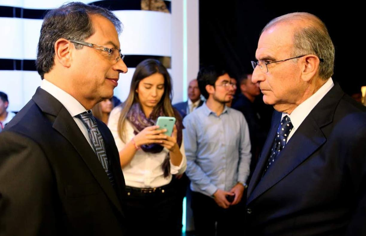 El excandidato presidencial Humberto de la Calle no apoyaría a Gustavo Petro.