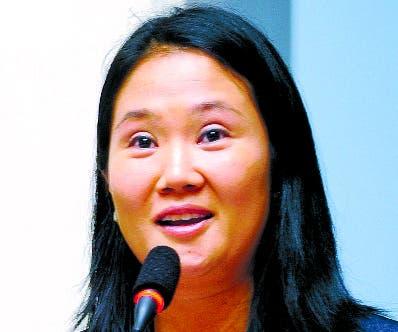 Keiko Fujimori también está implicada ensobornos.