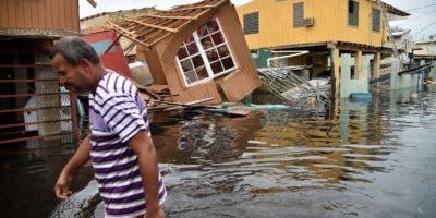 La isla de Puerto Rico fue azotada el año pasado por  los huracanes Irma y María.