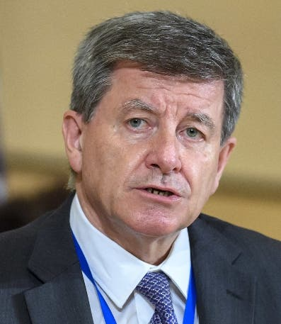 Guy Ryder, director OIT. aP