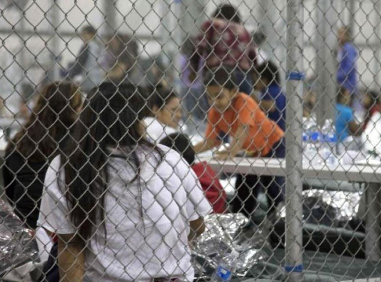 El gobierno de México sale en defensa de niños  recluidos  en los albergues fronterizos.