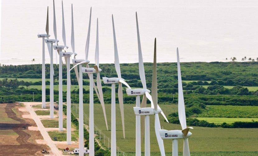 El Estado priorizará la energía eólica y la solar.  FUENTE EXTERNA