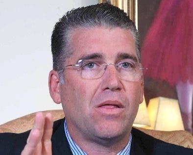 Eric Rivero, presidente de Confenagro.