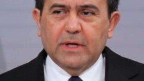 Secretario de Economía de México lldefonso Guajardo.  aP