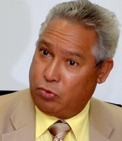 Isidoro Santana, ministro de Economía y Planificación.