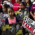 El gobierno mexicano trata de proteger a sus ciudadanos migrantes a Estados Unidos.  AP