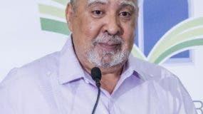 Julio Sánchez Maríñez, rector de ISFODOSU.