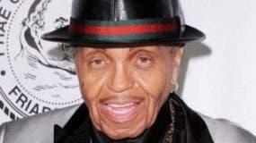 Joe Jackson tiene 89 años y está hospitalizado.