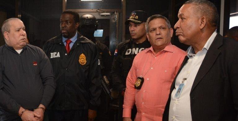 Ramón Aguasvivas Mejía entregado a autoridades.